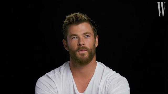 Chris Hemsworth Got a Surfboard He Couldn't Wax on His Favorite Birthday
