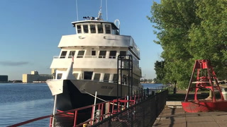 Vista Fleet unmoored overnight in Duluth Harbor