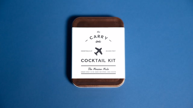 Take it or Leave it: Carry-on cocktail kits