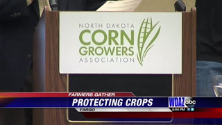Protecting crops hot topic for farmers