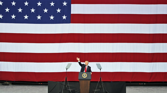Trump's full speech to the National Scout Jamboree