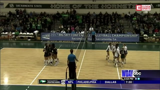 UND repeats as Big Sky Volleyball champions