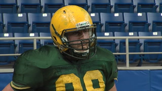 Bison Video Blog - Can't Afford To Lose Player: #1 Nate Tanguay