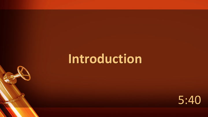 01 Practical Pipelines Introduction - Lampasas