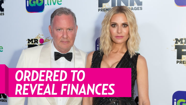 'RHOBH' Star Dorit Kemsley's Husband PK's Overseas Bank Account May Be Seized in $1.2 Million Lawsuit