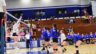 Warrior Volleyball Tops Rocori 3-2