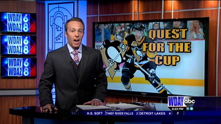 Matt Cullen prepares for another run at the Stanley Cup