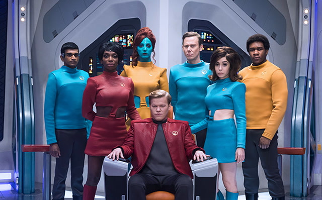 Possible Black Mirror Spinoff Series For 'U.S.S. Callister' Episode
