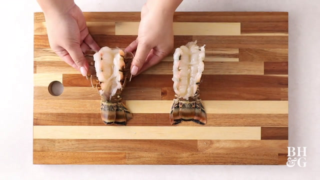 How to Butterfly Lobster Tails