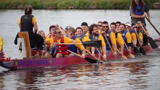 2018 Lake Superior Dragon Boat Festival