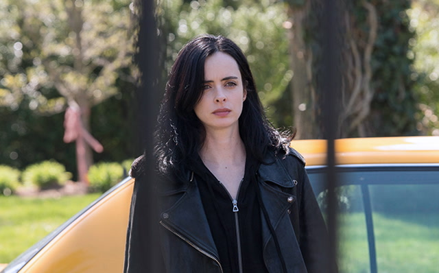 Marvel's Jessica Jones Is Coming Back For A Third Season On Netflix