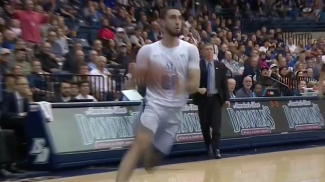 San Diego's Jared Rodriguez Throws It Down