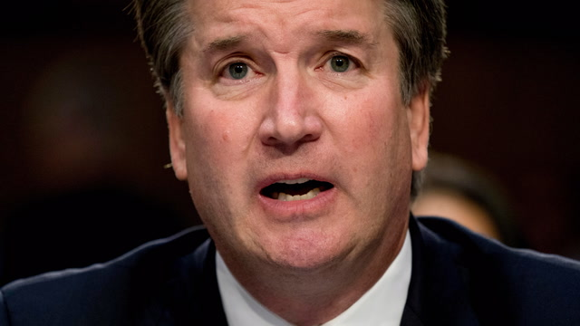 Kavanaugh denies making unwanted sexual advances as an adult