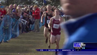 Davies' Lucas, Central's Ackley finish dominante season with state cross country titles