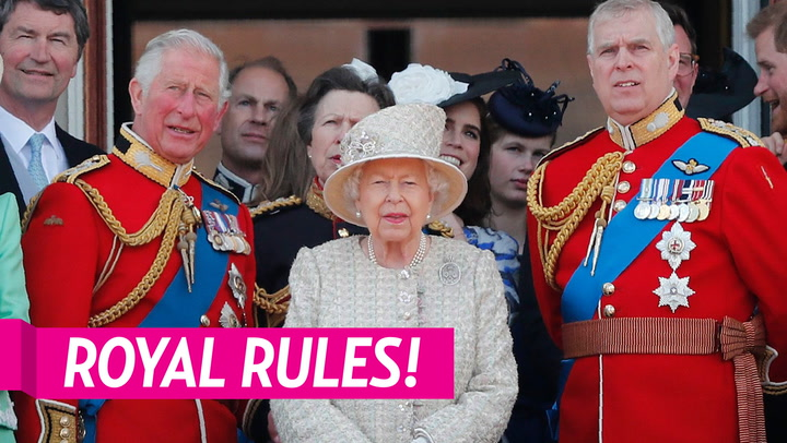 6 of the Wackiest Royal Family Rules: From Nickname No-Nos to the Couch Ban