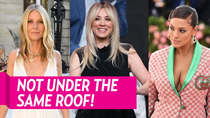 Married Celebrity Couples Who Don't Live Together: Gwyneth Paltrow, Kaley Cuoco and More