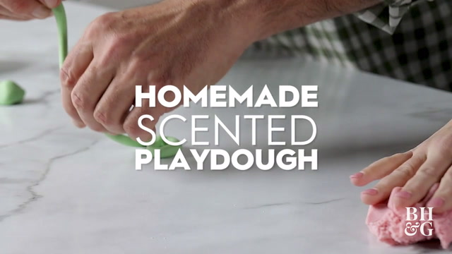 Scented Play-dough