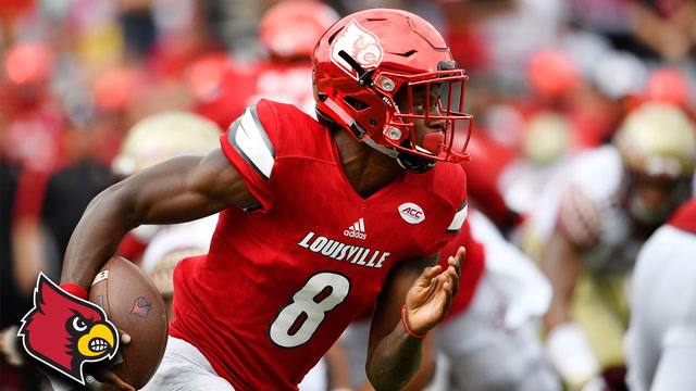 Lamar Jackson's Top 5 Most Explosive Plays of 2016