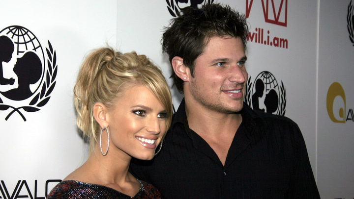 'Newlyweds' Producer Recalls Jessica Simpson's Dad Inviting Her Ex on Family Vacations With Nick Lachey