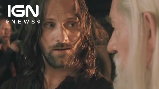 Amazon's Lord of the Rings Show Reveals Map and Cryptic Clues - IGN News