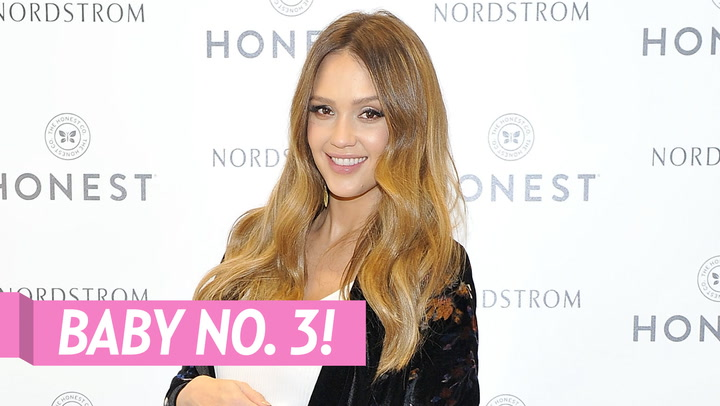 Jessica Alba Admits Her Son Hayes Is 'Cuter' Than Her 2 Daughters