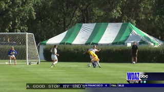 UND falls in double overtime to the Jackrabbits