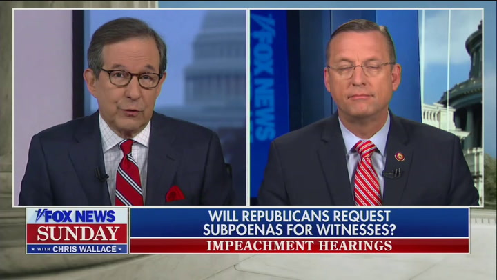 Top Judiciary Republican demands Schiff testify in impeachment hearing