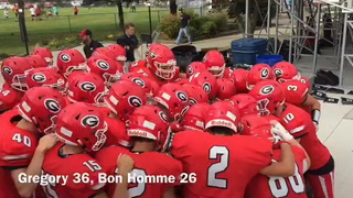VIDEO: Gregory vs. Bon Homme Highlights