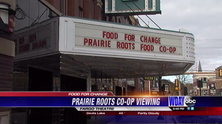 Food doc sheds insight ahead of Prairie Roots Co-Op opening in Fargo
