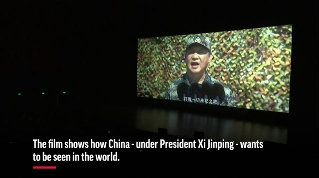 China Film Lauds Company Accused of Labor Abuse