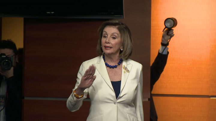Nancy Pelosi: 'I Don't Hate Anybody'