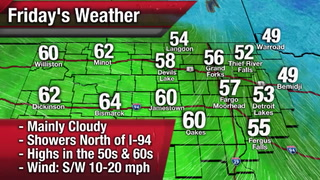 StormTRACKER Weather Thursday Night
