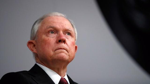 Sessions says public is 'not properly educated' about marijuana