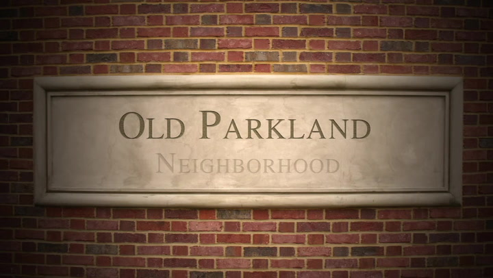 Oak Lawn Dallas neighborhood | Old Parkland Hospital