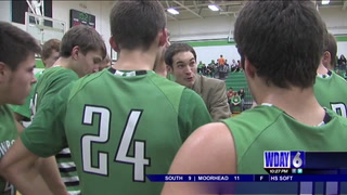 Tyler Borrman takes over as Moorhead's basketball coach