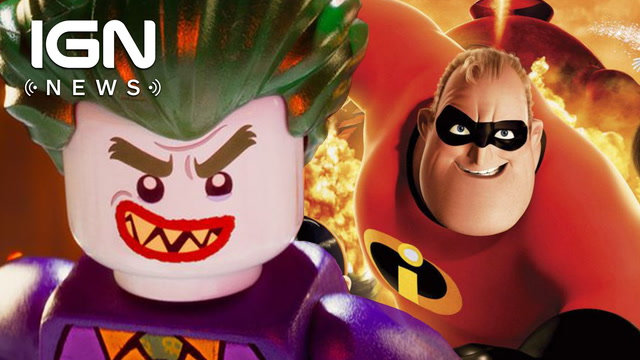 LEGO Incredibles, LEGO DC Villains Games Reportedly in Development - IGN News