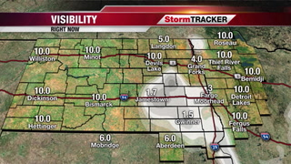 Fog This Morning, Mostly/Partly Cloudy This Afternoon