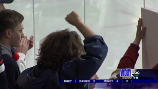 Davies girls hockey makes history with win at state