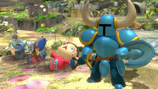Super Smash Bros. Ultimate Blog Update: Shovel Knight, Ganondorf, and Pikachu Detailed (Week 14)