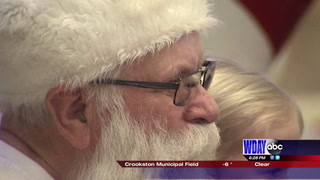 West Acres Mall offers calmer visits with Santa