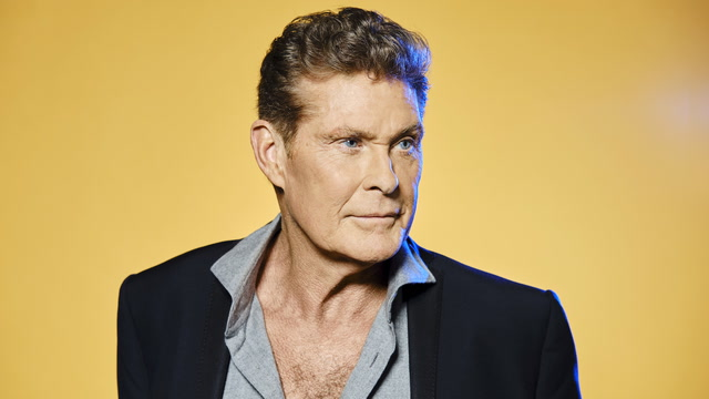 Back in Germany, David Hasselhoff is still 'looking for freedom'