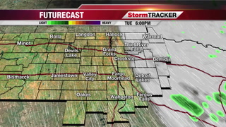 StormTRACKER Weather Webcast Monday Night