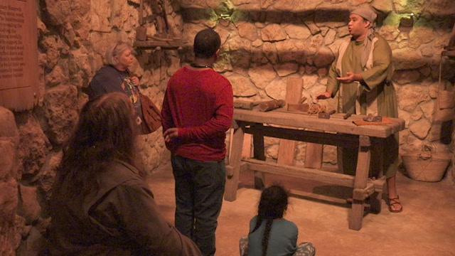 "A tour of ""Nazareth"" at Museum of the Bible"