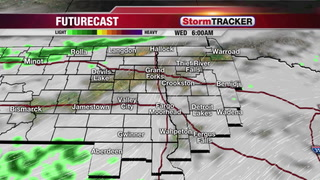 StormTRACKER Webcast Tuesday Evening