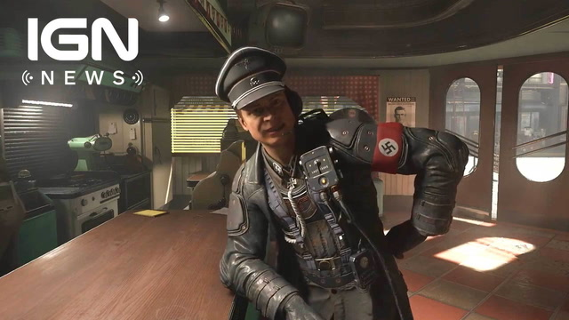 Bethesda Taps Into Real-World Events to Market Wolfenstein 2 - IGN News