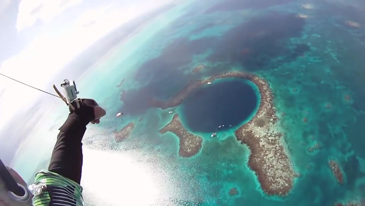 Researchers Headed to the World's Largest Sinkhole aka Mayan Gates of Hell