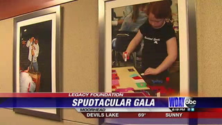 First-ever 'SpudTacular' Gala raises money for students