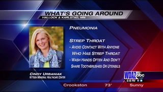 What's going around: cough, cold, and stomach flu