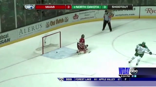 UND's Wolanin signs with Ottawa