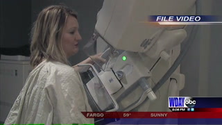 Doctors encourage screenings, mammograms for breast cancer awareness month